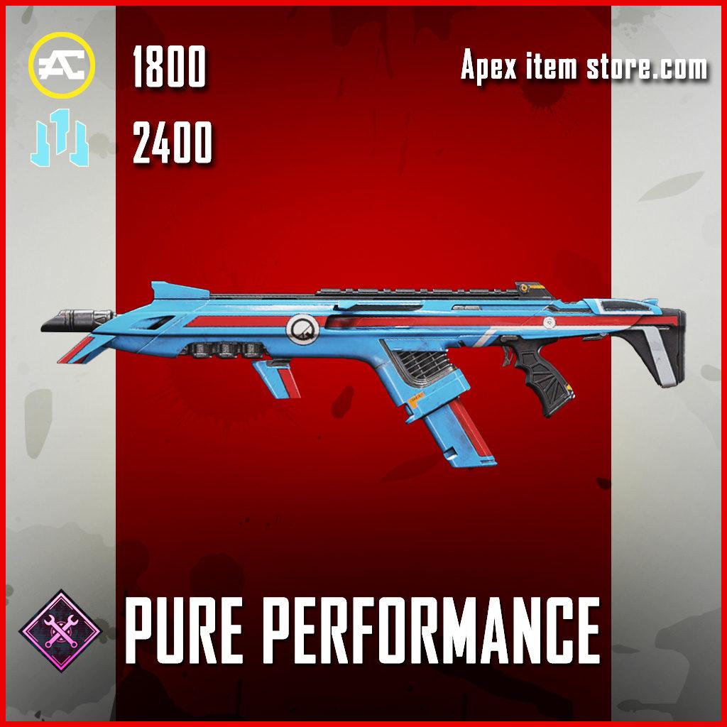 Pure Performance R-301 skin legendary apex legends item