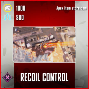 Recoil Control Skydive Emote Apex Legends Item
