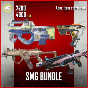 SMG Bundle apex legends skin pack