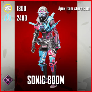Sonic Boom octane skin legendary Apex Legends Item
