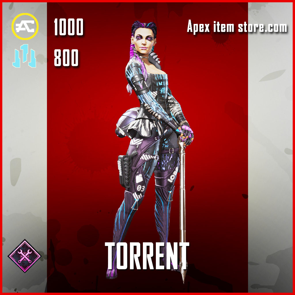 Torrent Loba Skin legendary Apex Legends Item