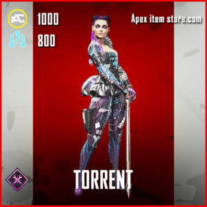 Torrent Loba Skin legendary Apex Legends Item