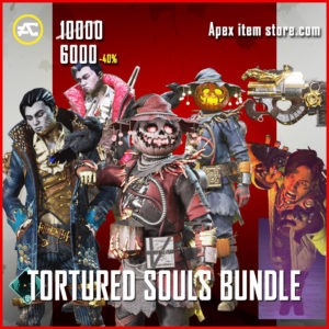 Tortured Souls bundle apex legends skin pack Fight or Fright 2020