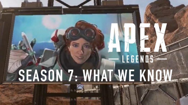 Apex Legends Season 7: What We Know So Far
