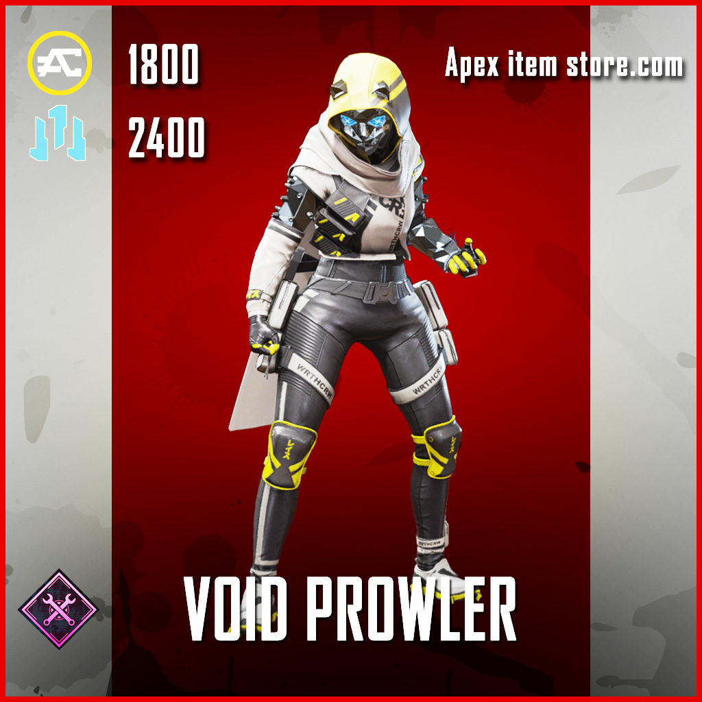Void Prowler Wraith skin legendary Apex Legends Item