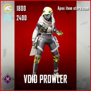 Void Prowler Wraith skin legendary Apex Legends Item