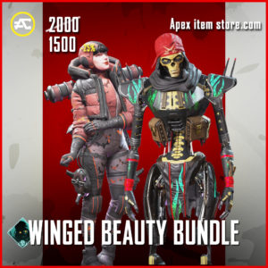 Winged Beauty bundle apex legends skin pack Fight or Fright 2020