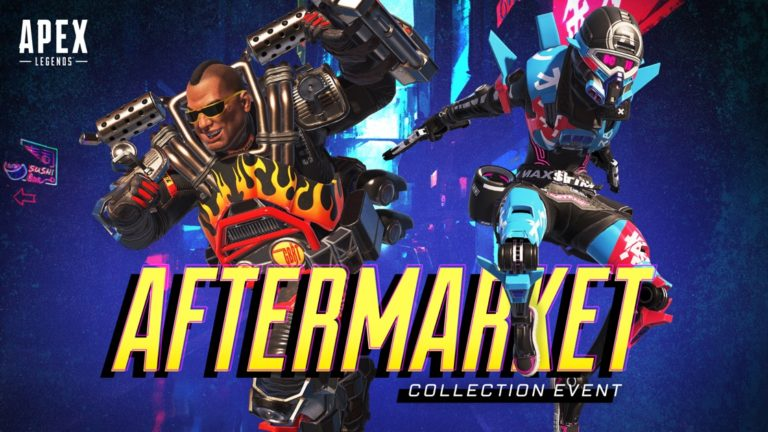 CROSS-PLAY ARRIVES ALONG WITH THE AFTERMARKET COLLECTION EVENT