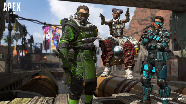 Apex Legends Patch Notes – 12 October 2020