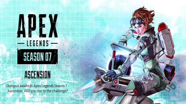 Apex Legends Season 7: Ascension