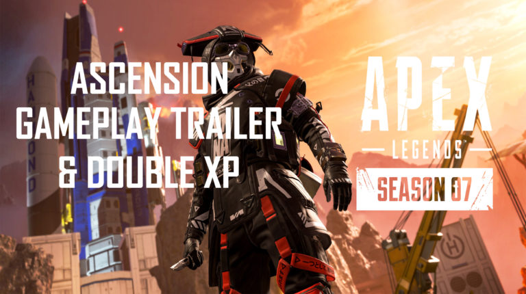 Season 7: Ascension Gameplay Trailer Premiers October 30 8AM PT and Double XP