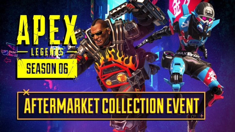 All Aftermarket Collection Event Skins