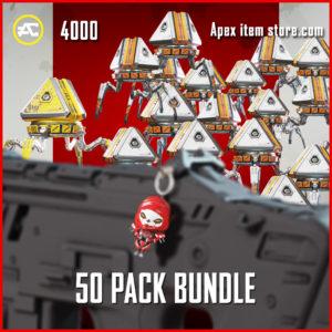 50 Pack Bundle Revenant Bobblehead