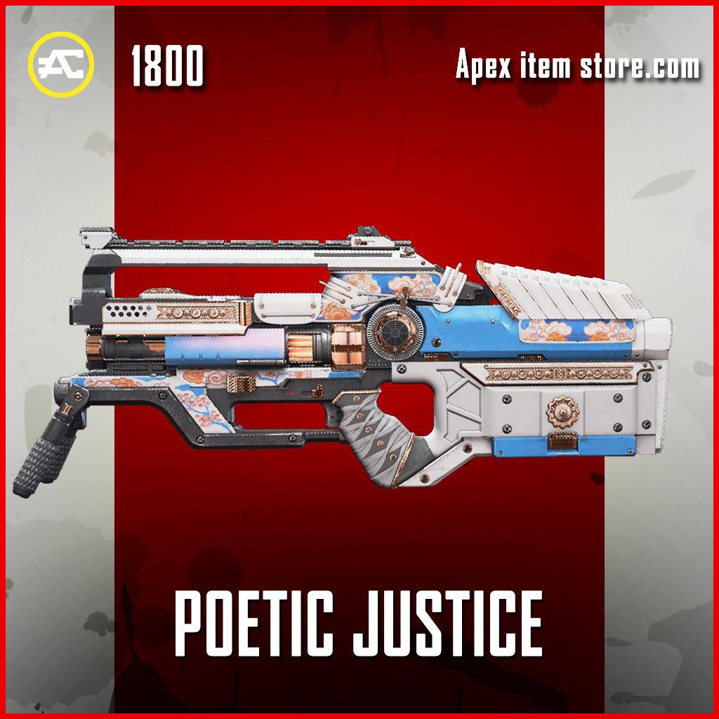 poetic justice legendary l-star emg apex legends skin gun shop