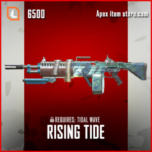 Tidal Wave Rising Tide Devotion Legendary apex legends skin