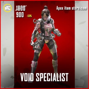 Void Specialist Sale Black Friday Wraith