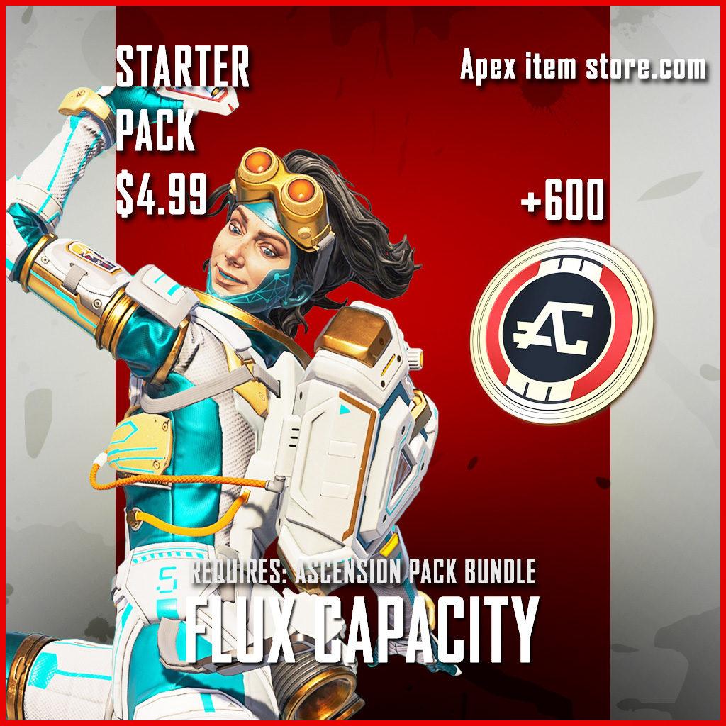 horizon ascension starter pack flux capacity skin bundle shop