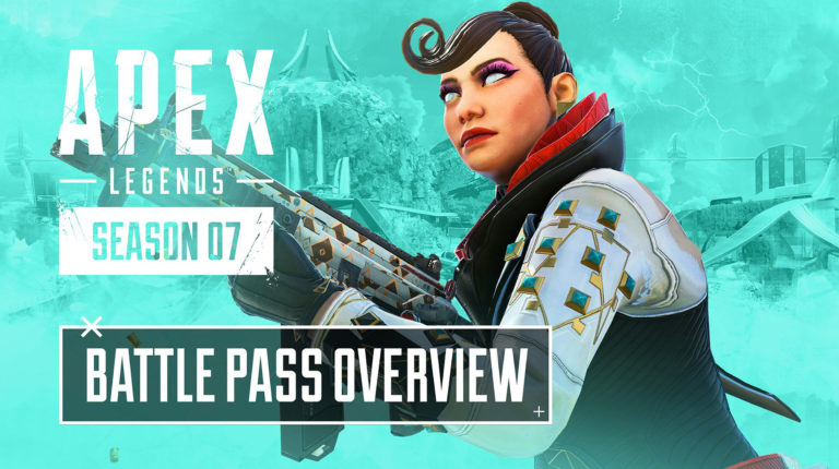 Apex Legends Season 7 Battle Pass: All You Need to Know