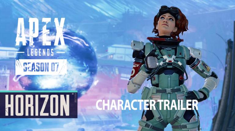 Meet Horizon – Apex Legends Character Trailer