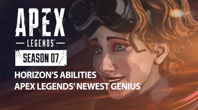 Horizon's Abilities: Apex Legends' Newest Genius