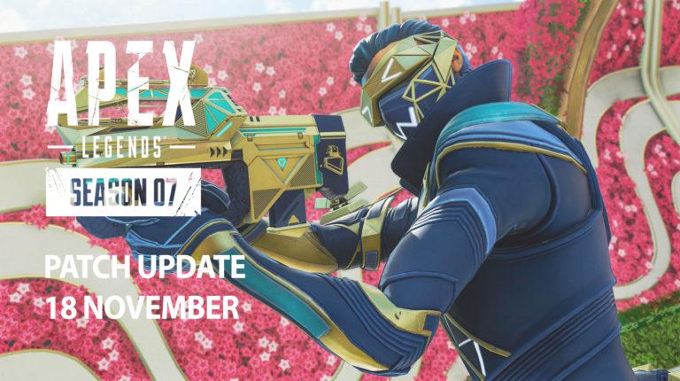 Apex Legends Small Patch Update November 18