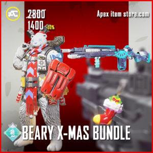 Beary X-MAs Bundle Apex Legends Holoday Bundle
