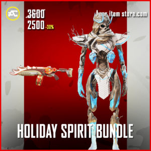 Holiday Spirit Bundle Revenant Winter Frost Ancient Holo-Day shop