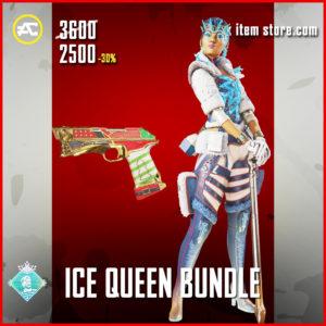 Ice Queen Bundle Apex Legends Holoday Item