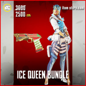 Ice Queen Bundle Loba Crystalline Perfection Holo-Day Shop