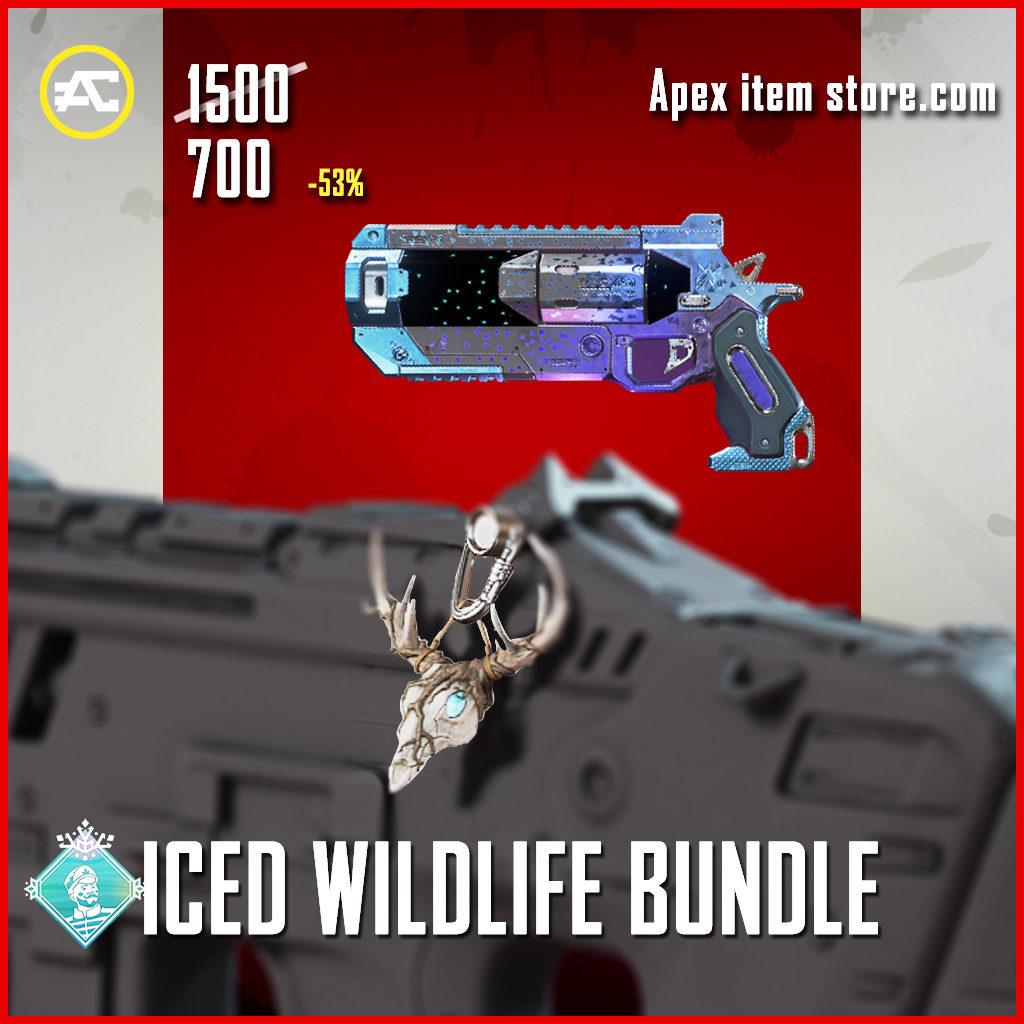 Iced Wildlife Bundle Trophy Hunter Arctic Blaster Skin Holo-Day shop