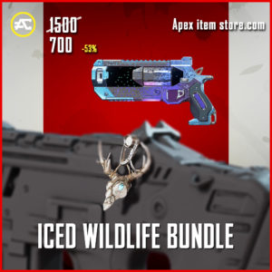 Iced Wildlife Bundle Trophy Hunter Arctic Blaster Skin Holo-Day shop