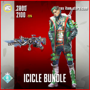 Icicle Bundle Apex Legends Holoday Item
