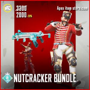 Nutcracker Bundle Apex Legends Holoday Item