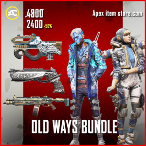 Old Ways Bundle Apex Legends
