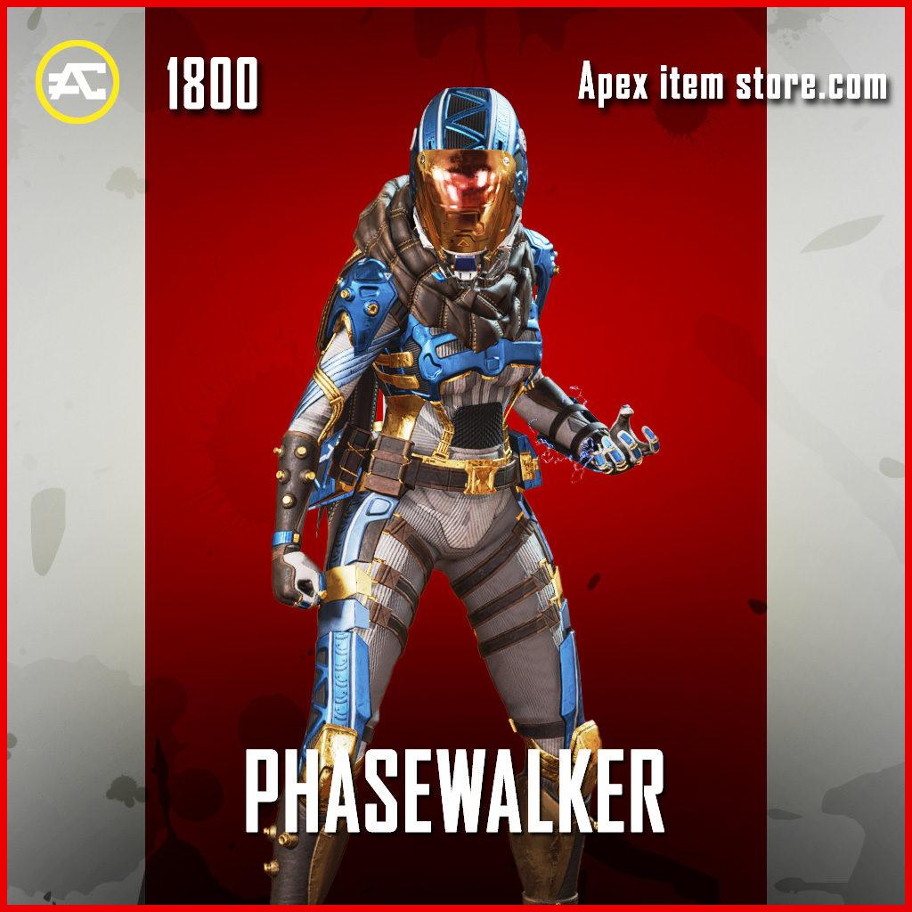 Phasewalker Apex Legends Wraith Skin