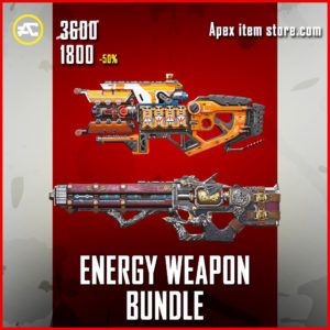 Energy Weapon Bundle Apex Legends Bundle