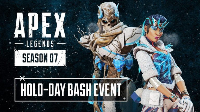 ❄All Holo-Day Bash Event 2020 Skins and Cosmetics