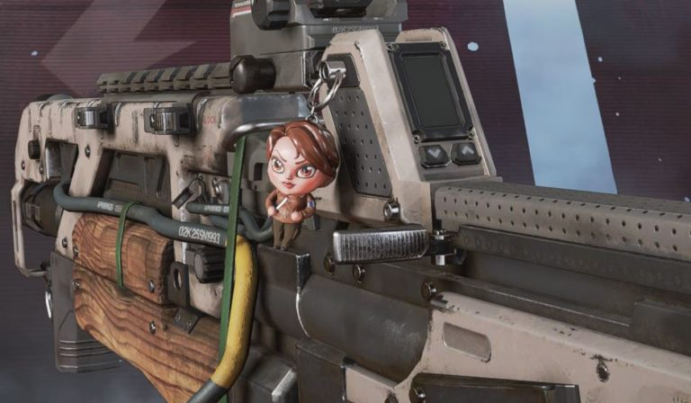 """Claim """"Medal of Honor"""" Charm in Apex Legends"""