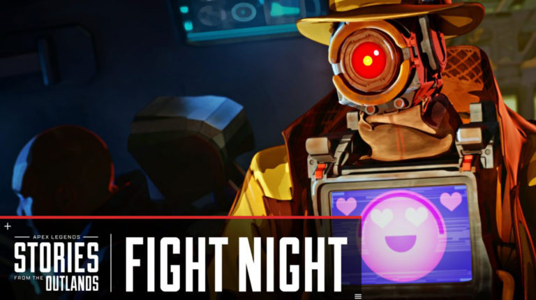 Leak Suggests New Stories from the Outlands: Fight Night Will Premier Next Week