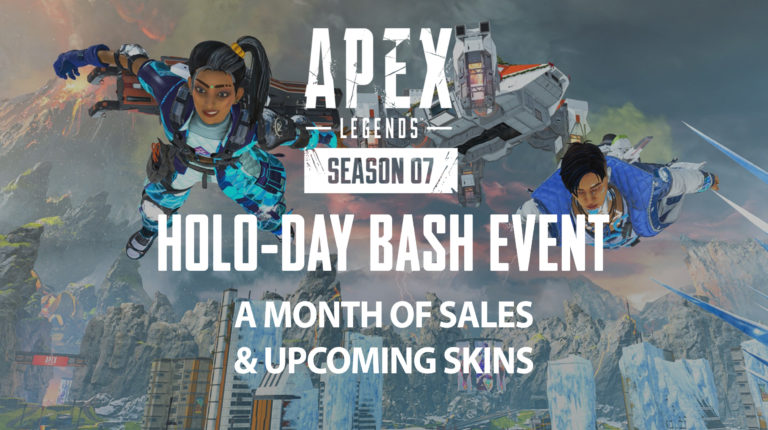 Holo-Day Bash: A Month of Sales and Upcoming Skins