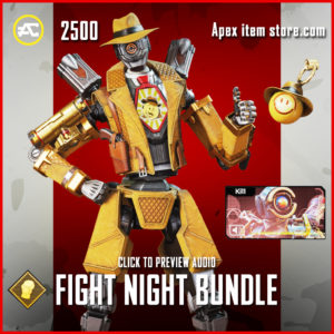 Fight Night Bundle Apex Legends Skins