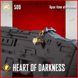 Heart of Darkness charm in Apex Legends