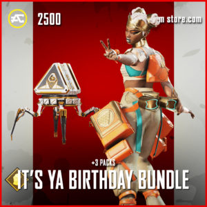 It's Ya Birthday Bundle Apex Legends Event Pack