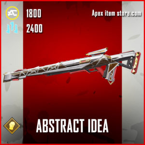 abstract idea triple take Legendary Fight Night Event Skin Apex Legends