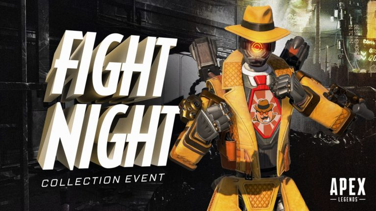 Apex Legends Fight Night Event Launches 10AM PT January 5th
