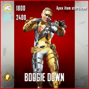 boogie down mirage fight night collection event legendary skin