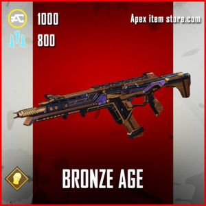 bronze age r-301 Epic Fight Night Event Skin Apex Legends