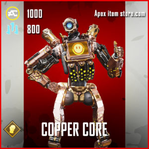 copper core pathfinder fight night collection event epic skin