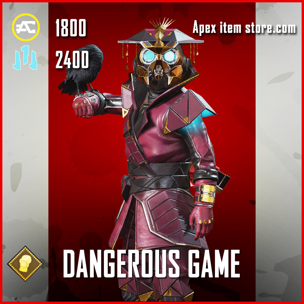 dangerous game bloodhound fight night collection event legendary skin