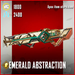 emerald abstraction havoc Legendary Fight Night Event Skin Apex Legends